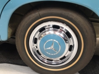 1959 Mercedes Benz 220S W180 Sedan