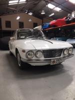 1967 Lancia Fulvia 1.3 manual
