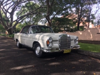 1967 Mercedes-Benz 250SE W111 cabriolet