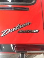 1970 Datsun 240Z manual