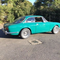 1971 Alfa Romeo GTV 2000 105