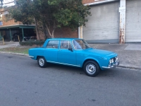 1972 Alfa Romeo Berlina 2000 Manual