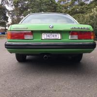 1977 BMW 633csi E24 auto