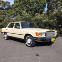 1979 Mercedes-Benz 280sel w116