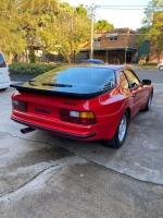1985 Porsche 944 Manual