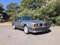 1988 BMW 635csi