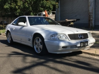 1999 Mercedes-Benz SL320