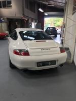 2000 Porsche 911 Carrera manual