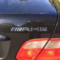 2001 Mercedes-Benz CLK55 w208
