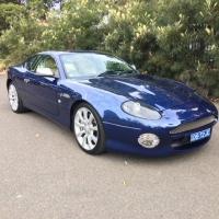 2002 Aston martin DB7 Vantage