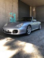 2002 Porsche 911 996 4S coupe 2 dr sports automatic