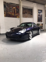 2004 Porsche 911 Carrera 996 4S manual