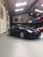 2004 Porsche 911 Carrera 996 4S manual