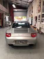2008 Porsche 997 Carrera series II