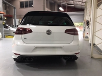 2015 VW Golf R7 auto 4 motion my15