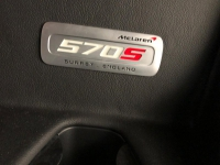 2016 McLaren 570S Auto