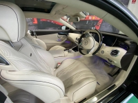 2016 Mercedes-Benz S-Class C217 S63 AMG Coupe