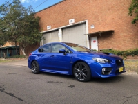 2016 Subaru WRX Premium V1 Auto AWD