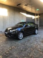 2017 Land Rover Range Rover Evoque Convertible Si4 HSE Auto