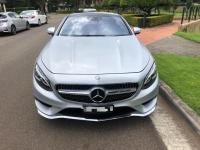 2017 Mercedes-Benz S-Class S500