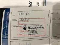2018 Maserati Ghibli MY08