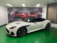 2019 Aston Martin DBS Superleggera Coupe