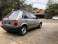 1983 Daihatsu Charade CX 4 Door Sedan Auto