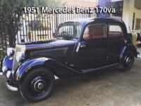 1951 Mercedes-Benz 170va