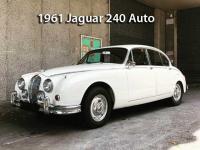 1961 Jaguar 240 Auto