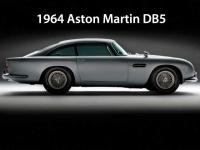 1964 Aston Martin DB5    Classic Cars Sold