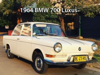 1964 BMW 700 Luxus
