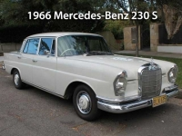 1966 Mercedes-Benz 230 S | Classic Cars Sold