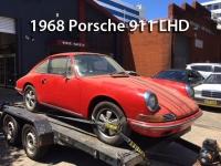 1968 Porsche 911 LHD