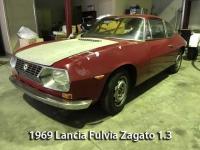 1969 Lancia Fulvia Zagato-1.3