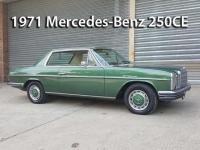 1971 Mercedes-Benz 250CE