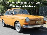 1971 VW Notchback