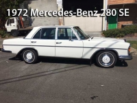 1972 Mercedes-Benz 280 SE3.5