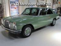 1972 Mercedes-Benz 280
