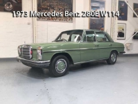 1973 Mercedes-Benz 280E W114