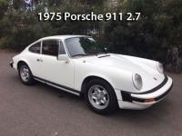 1975 Porsche 911 2.7