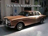 1975 Rolls Royce Corniche