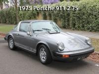 1975 Porsche 911 2.7S  | Classic Cars Sold