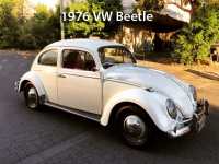 1976 VW Bettle