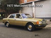 1977 Mercedes-Benz 300D