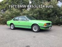 1977 BMW 633