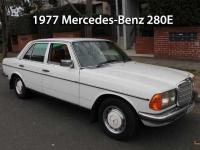 1977 Mercedes-Benz 280E | Classic Cars Sold