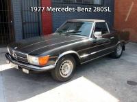 1977 Mercedes-Benz 280SL | Classic Cars Sold