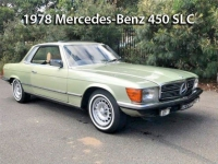 1978 Mercedes-Benz 450 SLC