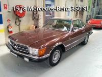 1978 Mercedes-Benz 350SL