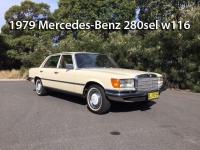 1979 Mercedes-Benz 280sel